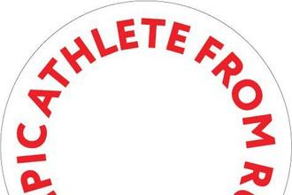Логотип олимпийских атлетов из России
