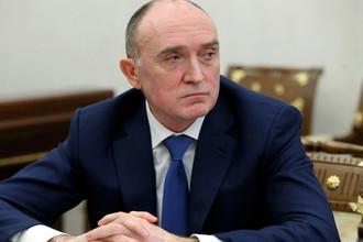 Экс-губернатор Челябинской области Борис Дубровский