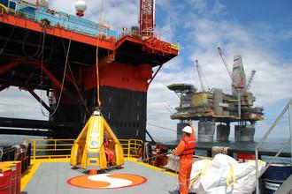 Нефтегазовая платформа «Лунское А»