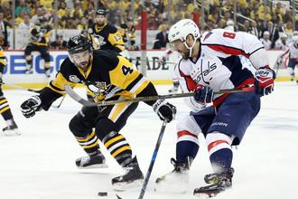 «Вашингтон» уступил «Питтсбургу» в четвертом матче полуфинала Восточной конференции НХЛ