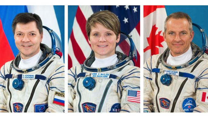 «Первые после аварии»: космонавты вернулись на Землю