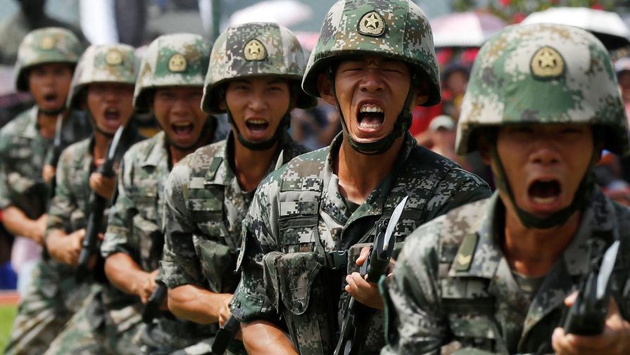 Мощнее США: Пентагон оценил силы Китая
