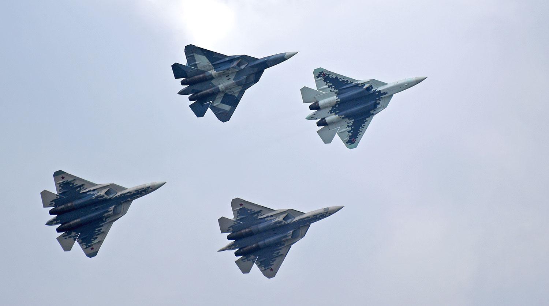 Россия получит четыре Су-57 до конца года