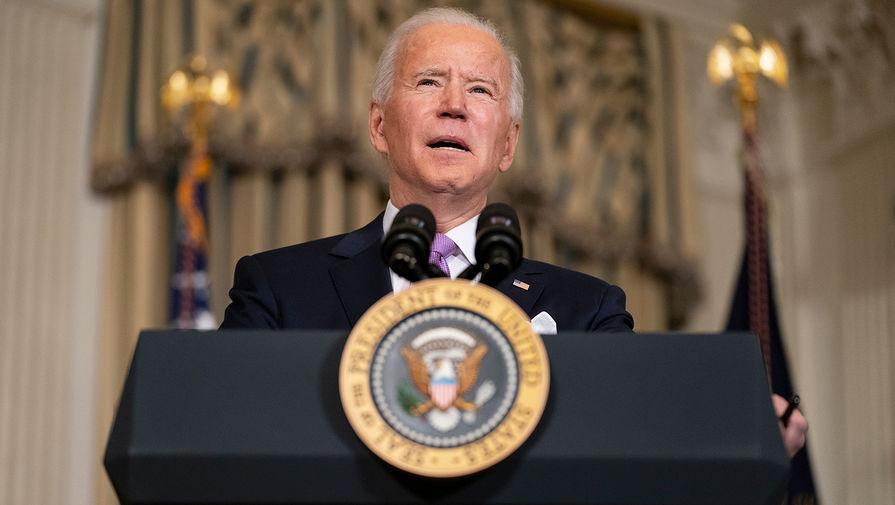 Байден: США не снимут с Ирана санкции ради переговоров по СВПД