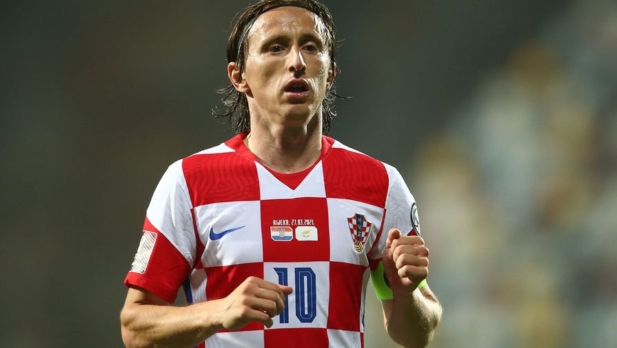 Игроки сборной Хорватии не будут вставать на колено перед матчами Евро