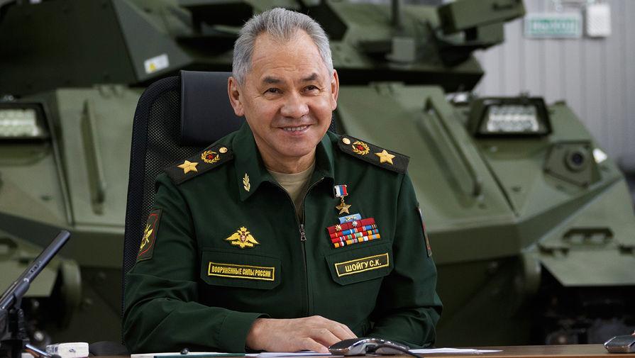 Шойгу заявил, что Россия поможет Таджикистану в случае угрозы из Афганистана