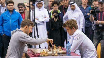 Карякин стал чемпионом мира по блицу