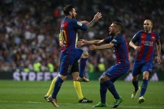 «Барселона» принимает на своем поле «Осасуну»