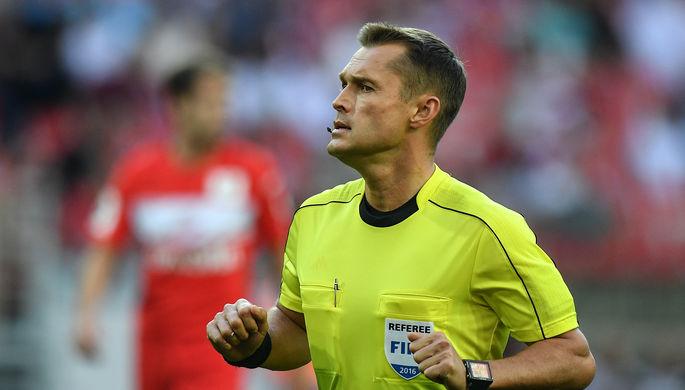 Владислав Безбородов стал вторым судьей в истории чемпионатов России, назначившим три пенальти в пользу одной команды