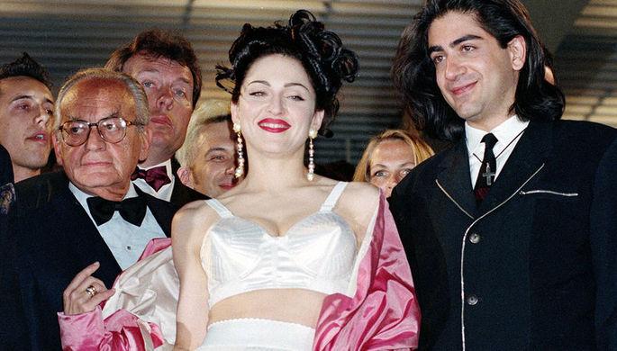 Мадонна на Каннском кинофестивале, 1991 год