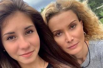 Диана Дэвис и Этери Тутберидзе