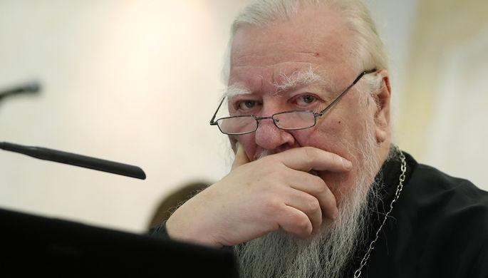 «Согласно прошению»: протоиерей Смирнов покинул свой пост