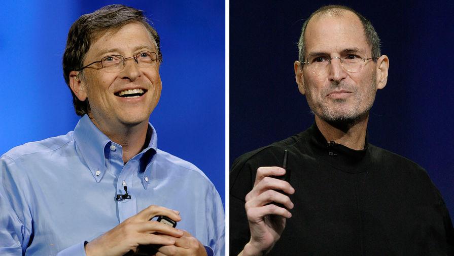 Билл Гейтс: я так завидовал харизме Стива Джобса