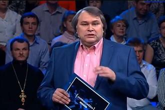 Аркадий Мамонтов выяснил, что за Pussy Riot тоже стоит госдеп и Березовский