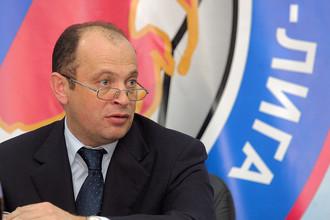 Президент РФПЛ Сергей Прядкин намерен разобраться в инциденте на матче «Рубин» — «Спартак»