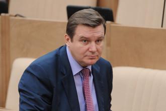 Глава комитета Госдумы по физкультуре, спорту и делам молодежи Игорь Ананских