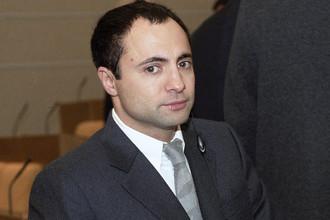 Экс-депутат Ашот Егиазарян