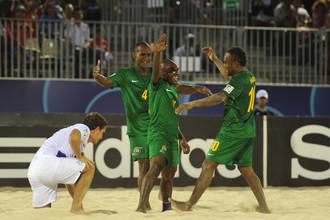 Сборная Соломоновых островов одержала сенсационную победу над Нидерландами