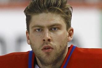 Семен Варламов в составе сборной России