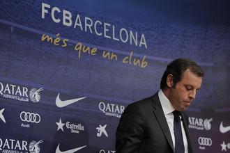 Сандро Росель подал в отставку с поста президента «Барселоны»