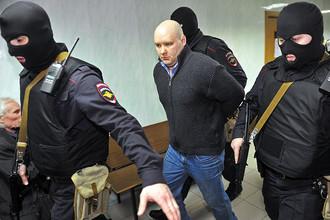 Лидер националистической организации «Лига обороны Москвы» Даниил Константинов
