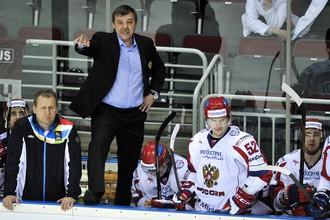 Хоккейная сборная России под руководством Олега Знарка одолела команду Германии в Еврочеллендже