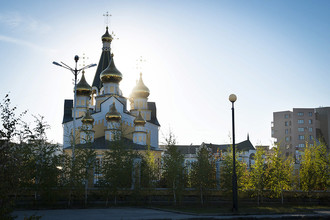 Преображенская церковь в Якутске