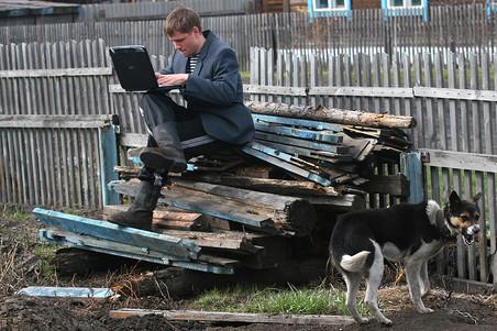 Доступ к интернету сейчас имеют 72,3 млн россиян