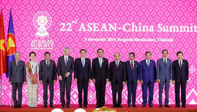 Не тот уровень: лидеры АСЕАН проигнорировали приглашение США