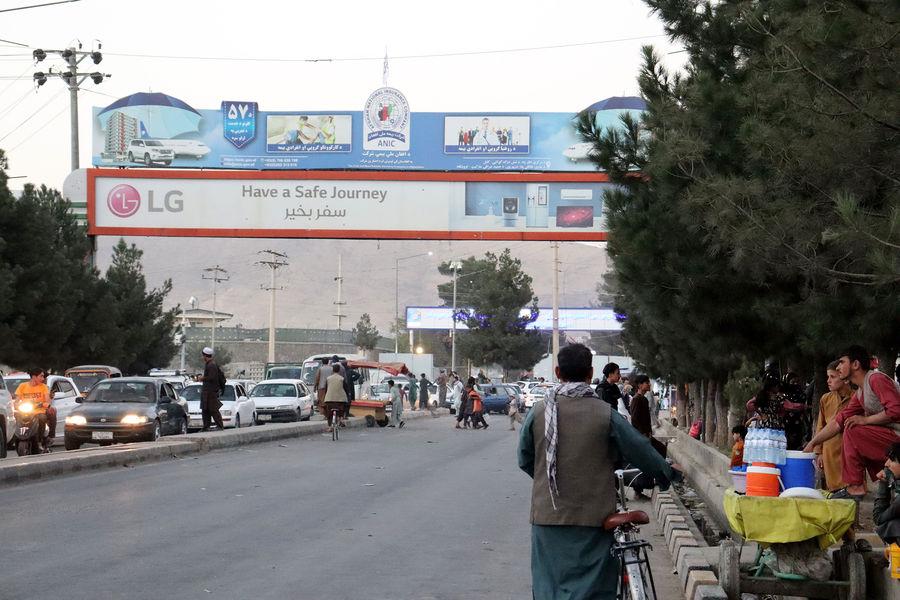 Талибы* заявили, что скоро будут полностью контролировать кабульский аэропорт