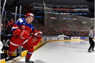 От игры капитана и лучшего бомбардира сборной России Кирилла Капризова будет зависеть очень многое
