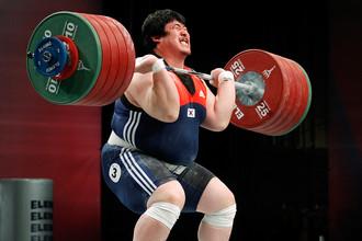 Чон Сан Гюн — южнокорейский тяжелоатлет