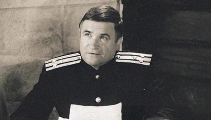 Юрий Мартынов в фильме «Утомленное солнце» (1988)