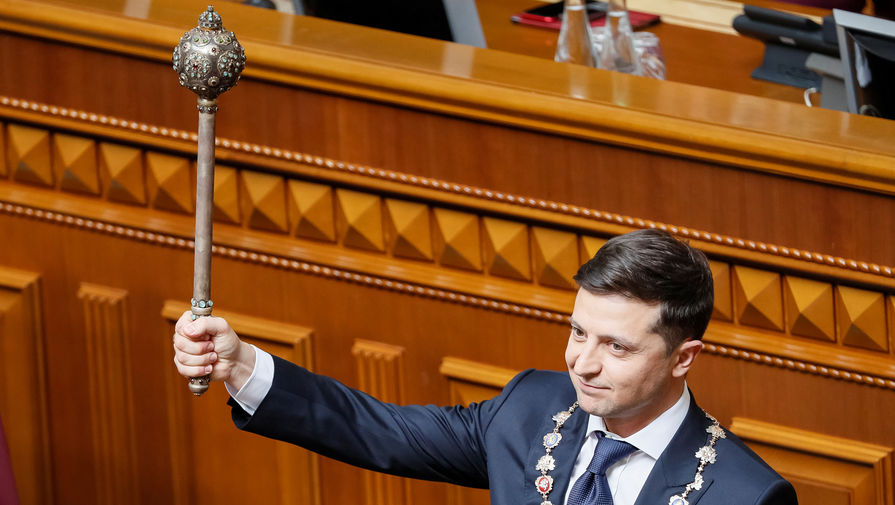 Указ Зеленского о роспуске Рады оценил эксперт