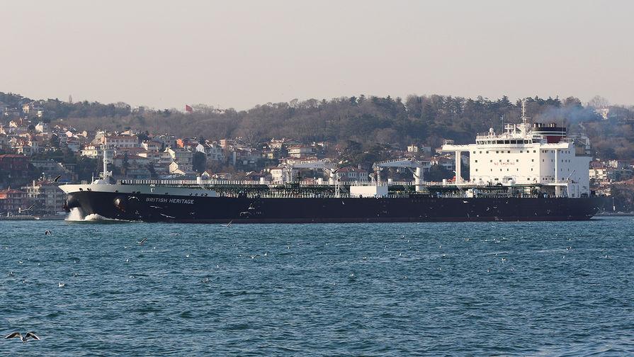 Госдеп пригрозил последствиями экипажу иранского танкера Grace 1