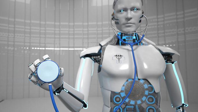 Врач за 8 млн рублей: роботов отправят в «красную» зону