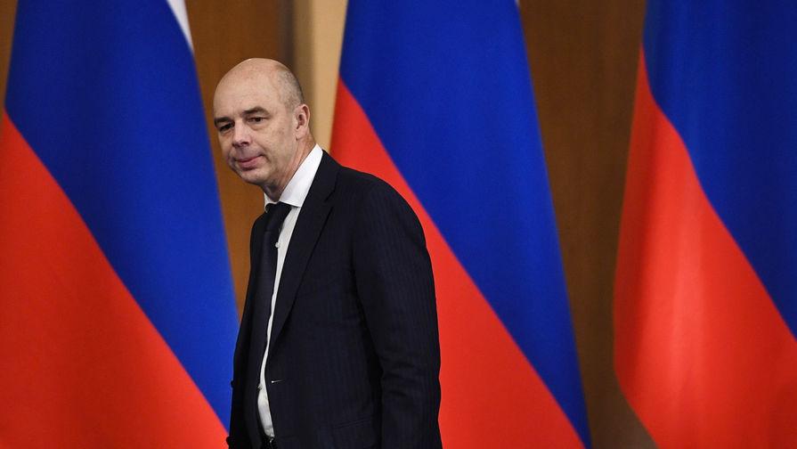 Минфин не задумывался о повышении налогов в России из-за коронавируса