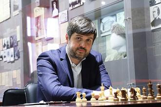 Петр Свидлер в Суперфинале чемпионата России по шахматам