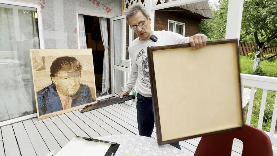 Житель Подмосковья получил благодарность от Трампа