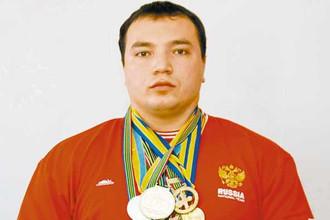 Андрей Драчев добился больших успехов на спортивном поприще