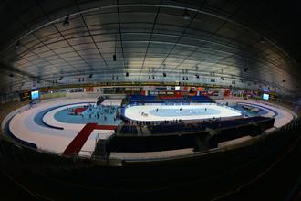 Центр конькобежного спорта «Коломна»