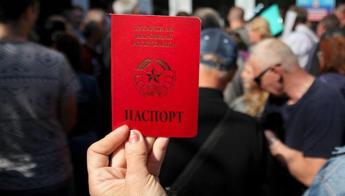 40 тысяч новых граждан: в ЛНР рассказали о выдаче паспортов РФ