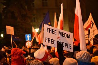 «Качиньский улыбался, пока полиция разгоняла народ»