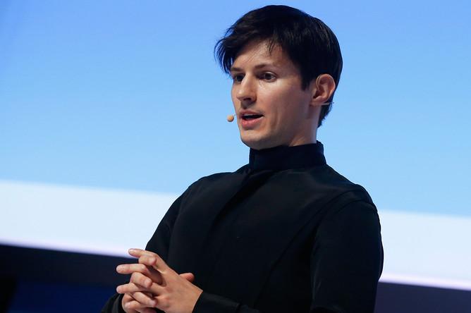 Сооснователь соцсети «ВКонтакте» и создатель Telegram Павел Дуров