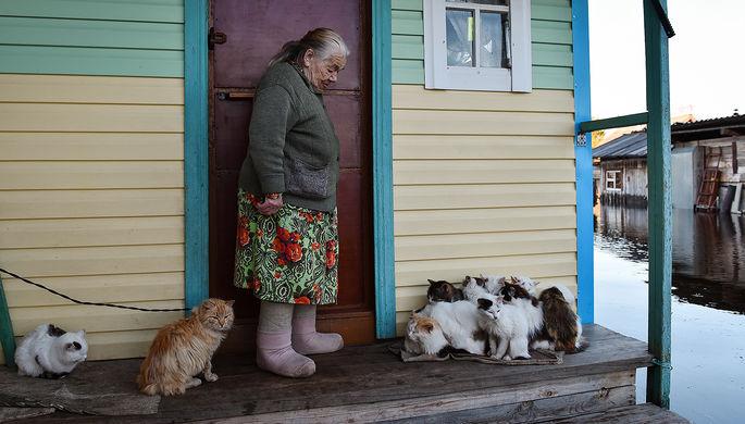 Не скатиться в бедность: о чем мечтают пенсионеры