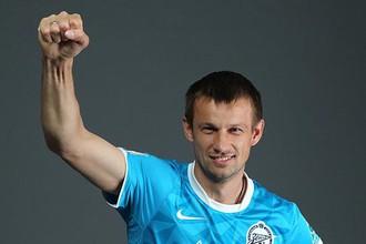 Сергей Семак стал лидером по количеству матчей в российском чемпионате