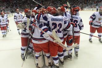 Сборная России прошла групповой этап ЮЧМ без потерь очков
