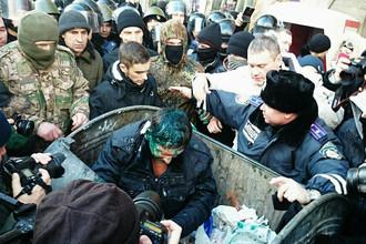 Депутат горсовета Владимир Скоробагач