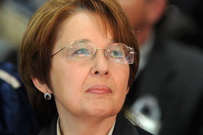 Оксана Дмитриева. Источник: Сергей Фадеичев/ТАСС