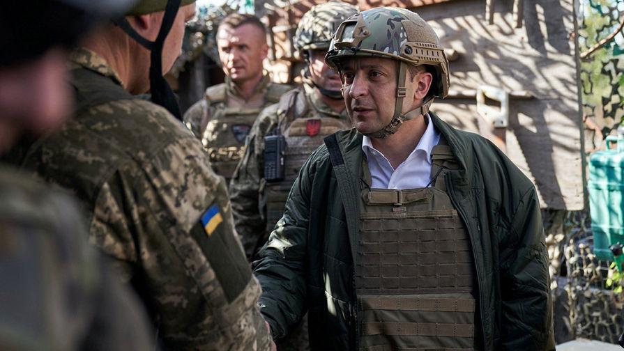 Другой президент: Зеленский уйдет, если не остановит войну в Донбассе